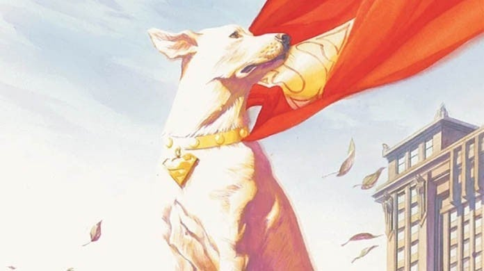 krypto super dog super pets