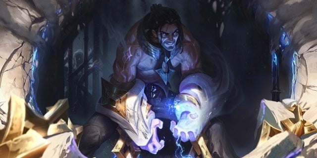 League of Legends Sylas