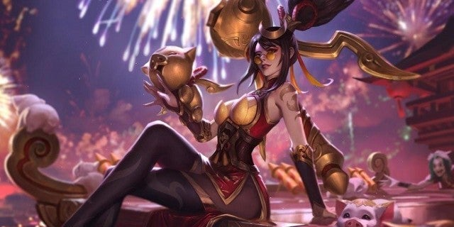 League of Legends Vayne