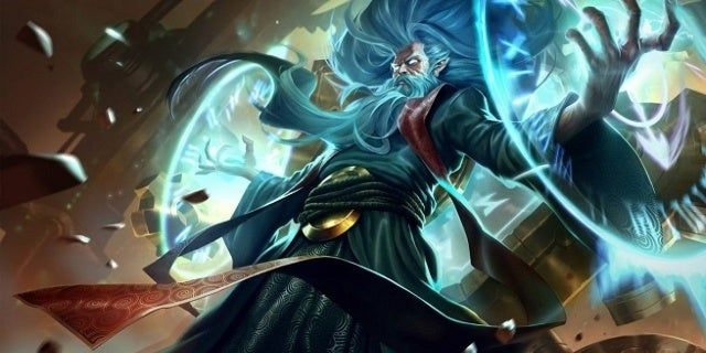 League of Legends Zilean