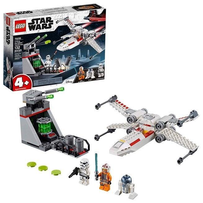 Save 40 On This Huge Star Wars Heavy Assault Walker Lego Set