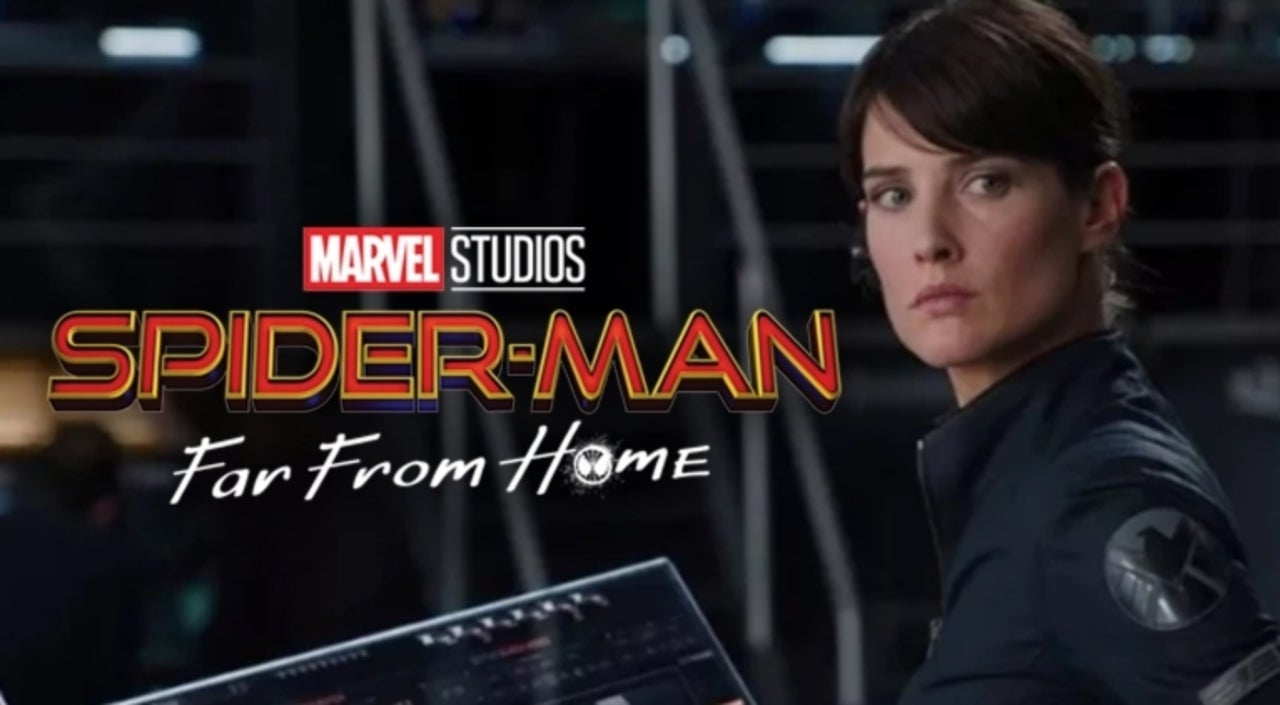 Cobie Smulders Confirms She's In 'Spider-Man: Far From Home'