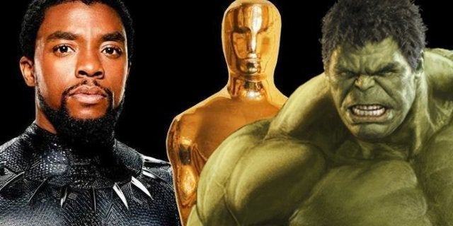 Mark Ruffalo Avengers Infinity War Black Panther Oscars Nominations