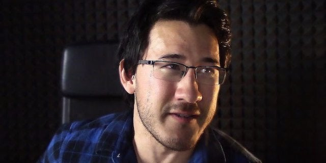 YouTube's Markiplier Talks 'The Next Big Game' With Larry King