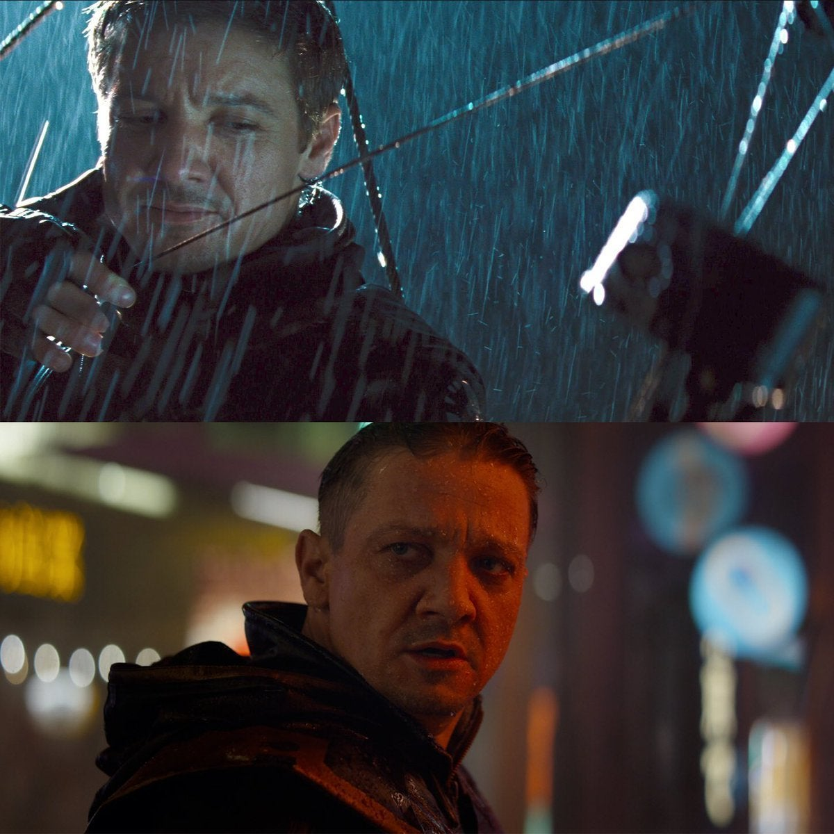 Marvel Cinematic Unvierse 10 Year Challenge - Hawkeye