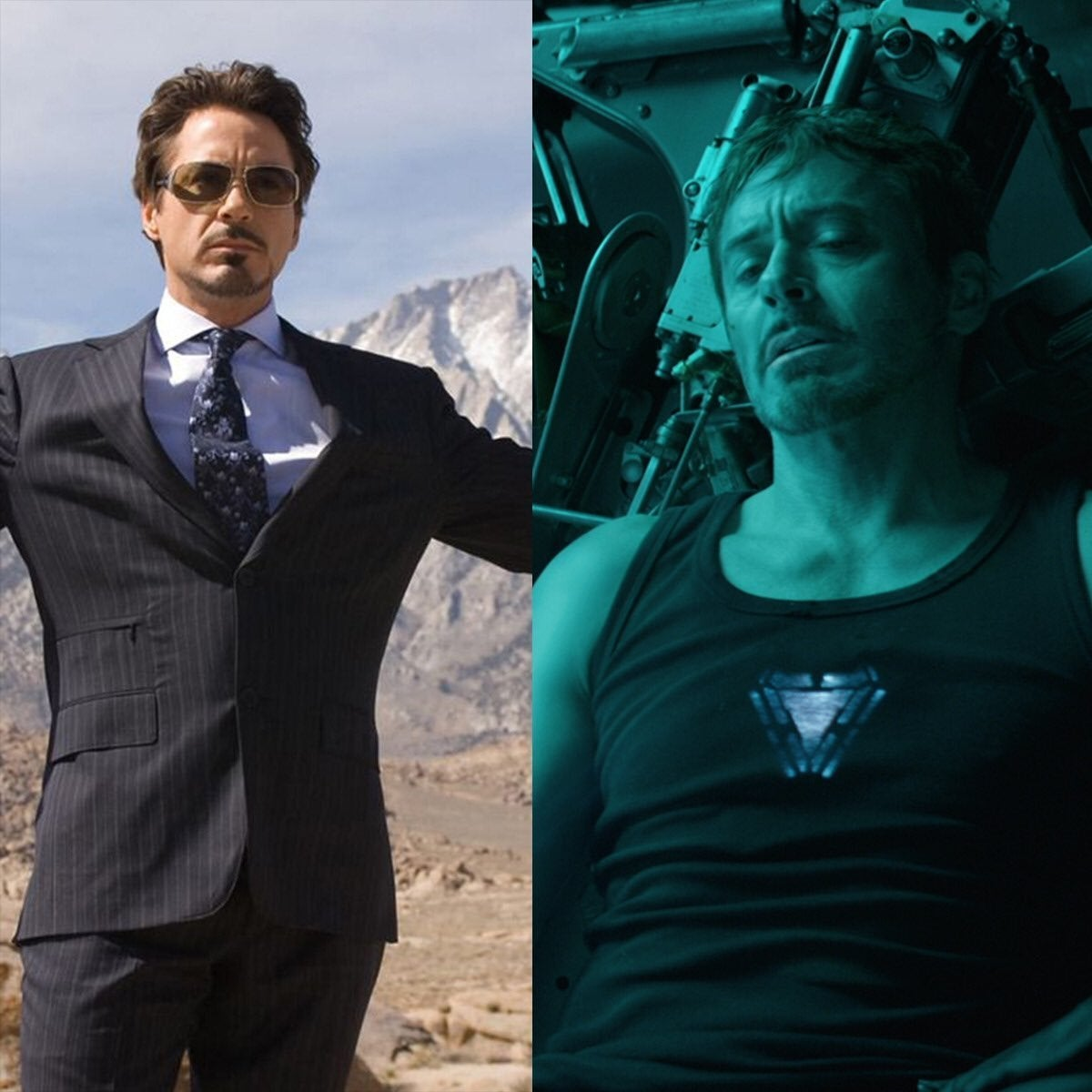 Marvel Studios Reveals 'Avengers' 10 Year Challenge Photos