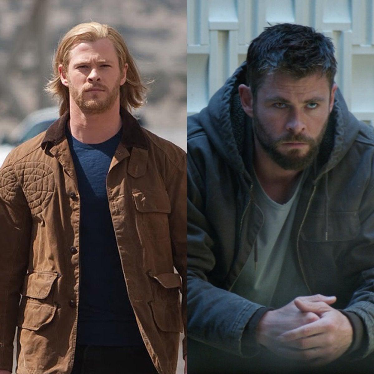 Marvel Cinematic Unvierse 10 Year Challenge - Thor