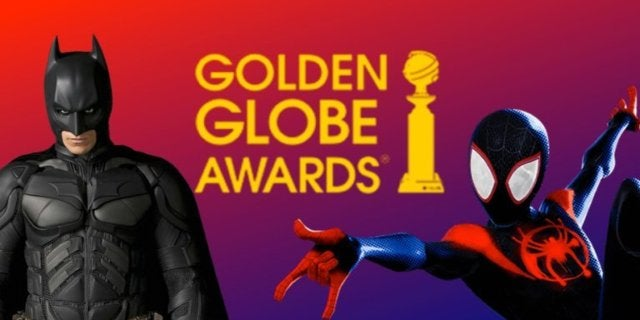 Marvel DC Golden Globes 2019 comicbookcom