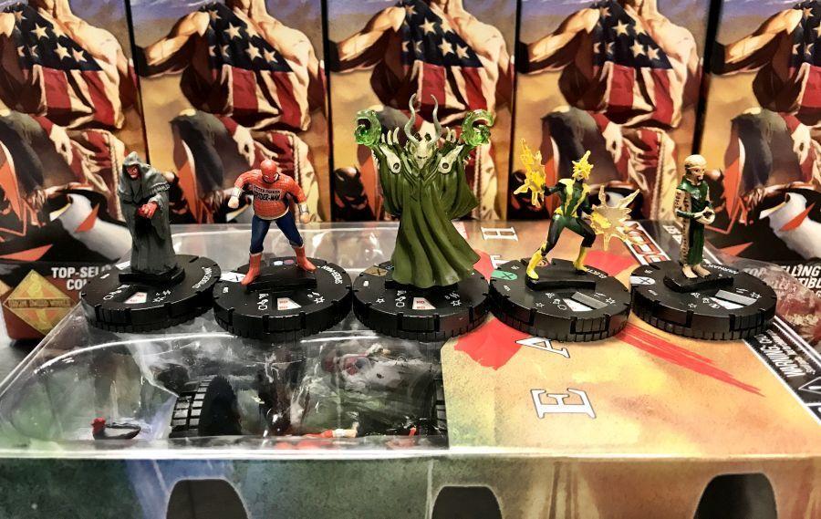 Marvel Earth X HeroClix 01