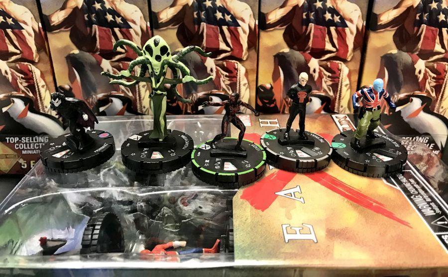 Marvel Earth X HeroClix 02
