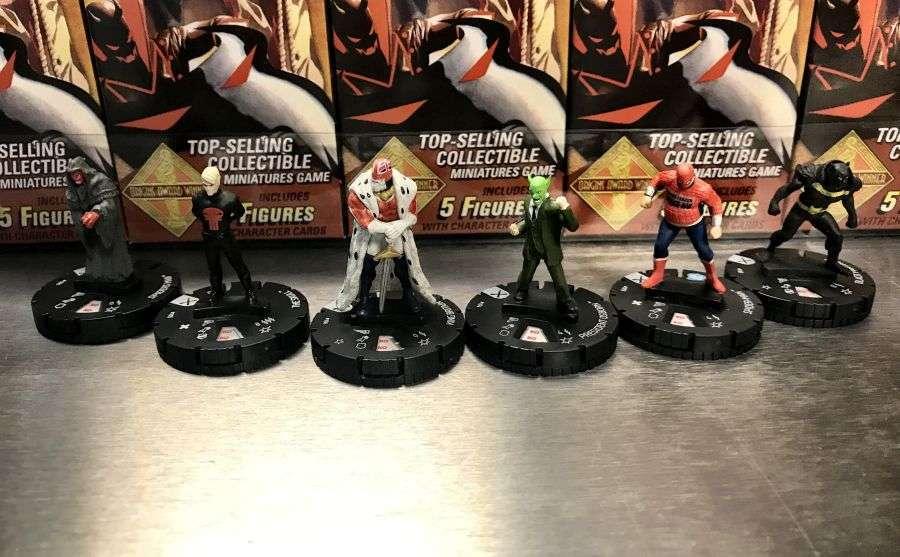 Marvel Earth X HeroClix 03