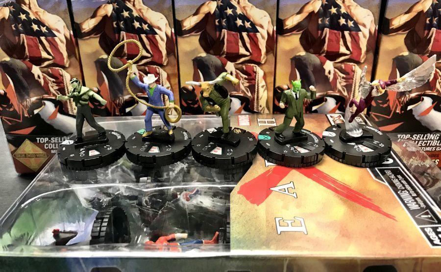 Marvel Earth X HeroClix 14