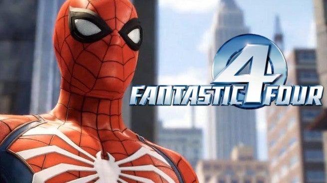 Marvel's Spider-Man Fantastic Four