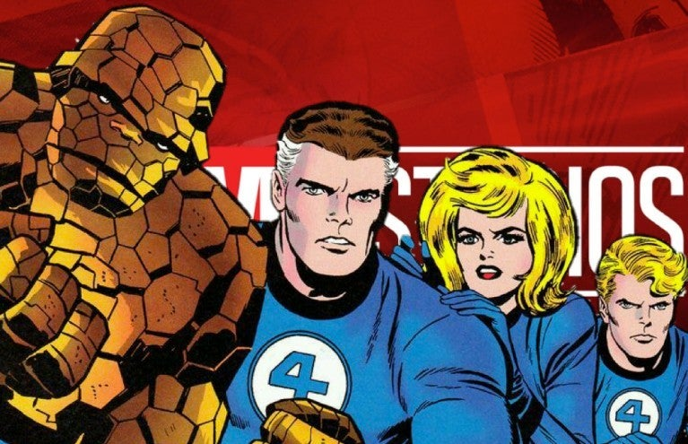 Marvel Studios Fantastic Four ComicBookcom