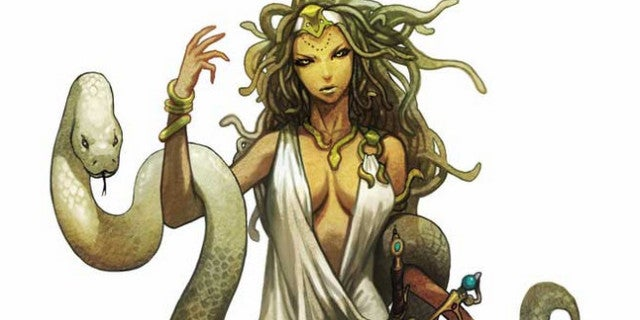 Play as a Medusa in 'Dungeons Dragons'