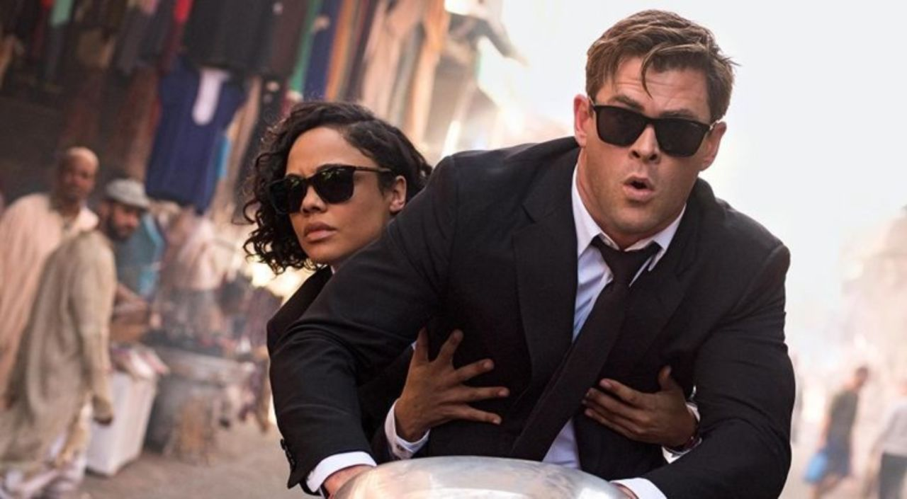 a4f77f41705 New  Men in Black  International  Photos Released