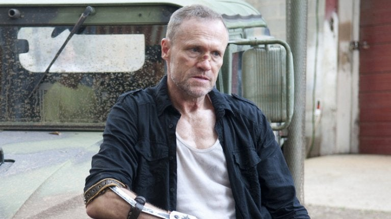 Michael Rooker Merle The Walking Dead