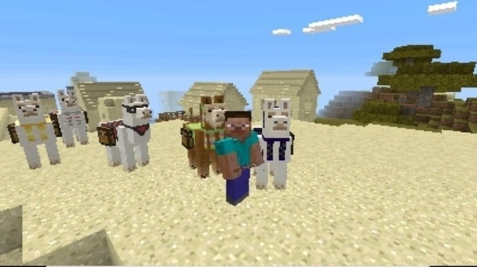 Minecraft' For New Nintendo 3DS Receives Its Final Update