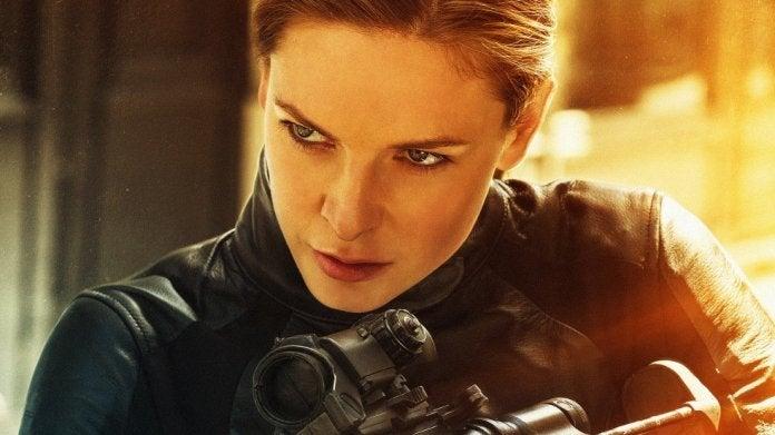 Mission Impossible Rebecca Ferguson