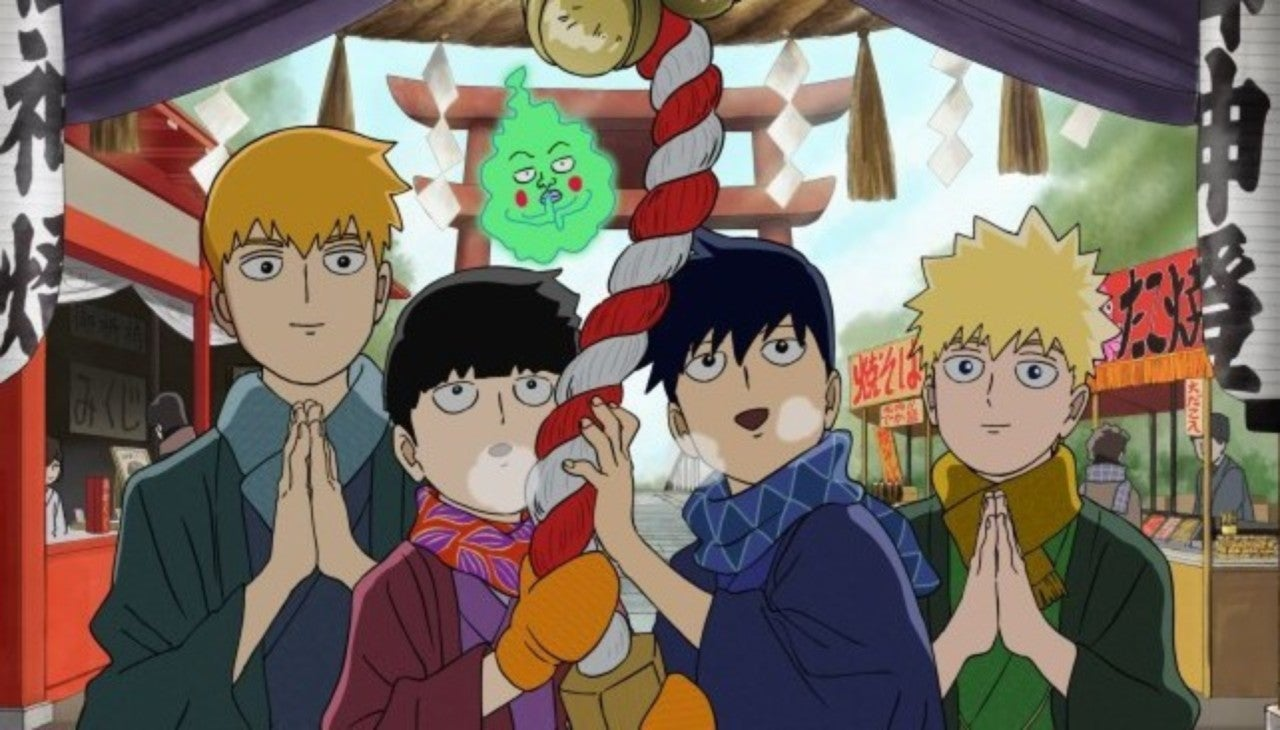 New Mob Psycho 100 OVA To Debut First Clip At Anime Expo
