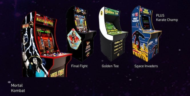 Mortal Kombat' Trilogy, More Games Getting Arcade1up Games