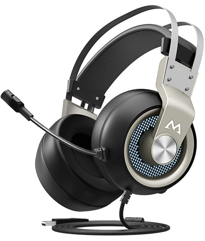 Get This 7.1 Surround Sound Gaming Headset For Only $19