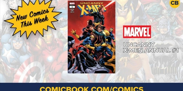 NEW Marvel, DC and Image Comics Out This Week: January 23rd, 2019 screen capture