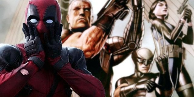 Once Upon Deadpool Post Credits Scene X-Force Josh Brolin Joke