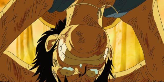 One-Piece-Luffy-Sabaody