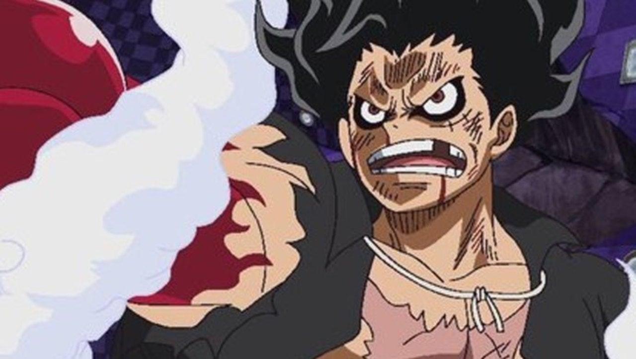 One Piece Reveals Luffy S New Form Gear Four Snakeman