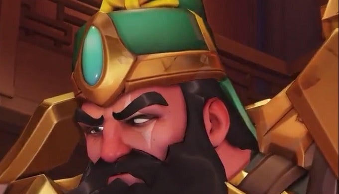 Overwatch Reveals Reinhardt S Lunar New Year Skin