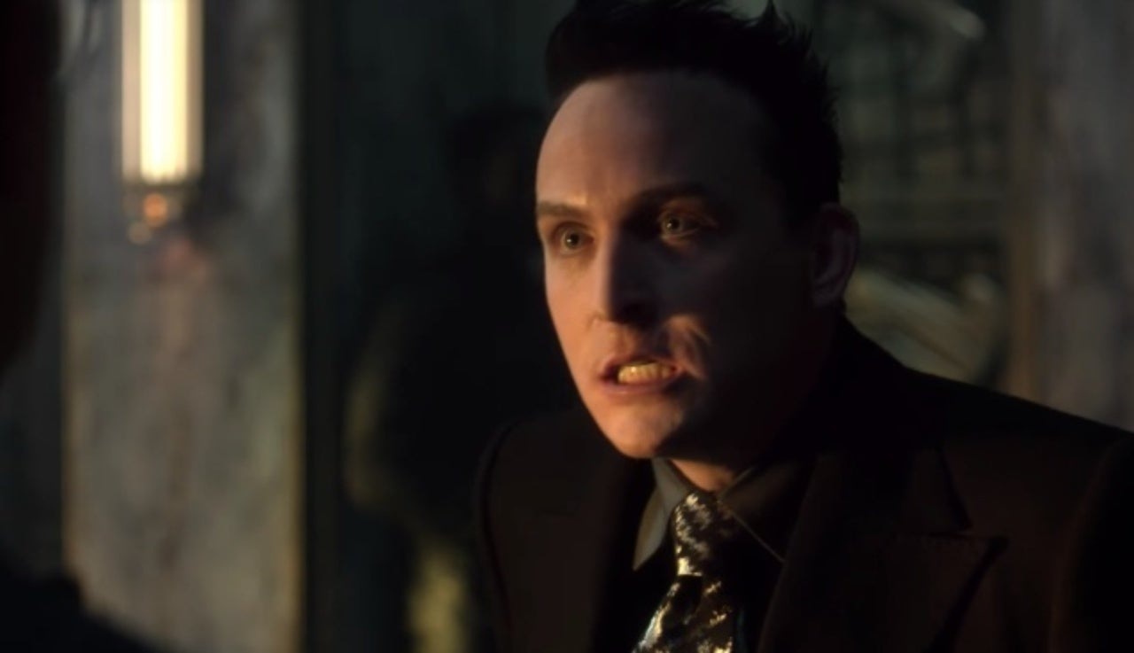 Exclusive 'Villains: Modes of Persuasion' Clip: Oswald Cobblepot