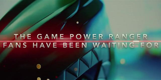 Power Rangers: Battle for the Grid - Announcement Teaser screen capture