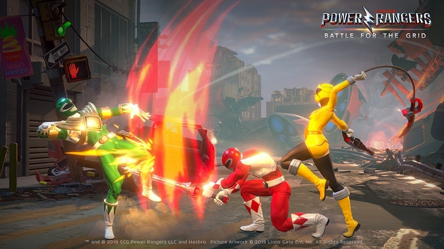 Power-Rangers-Battle-For-The-Grid-Red-Vs-Green-3