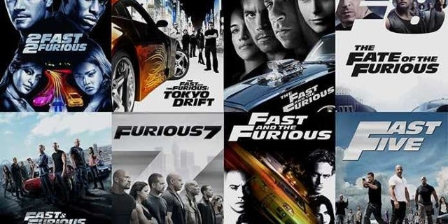 Ranking Fast & Furious Films Thumbnail