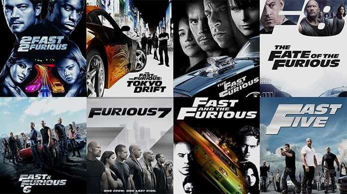 Ranking Fast & Furious Films Thumbnail