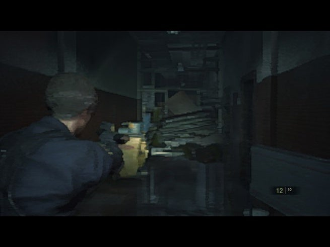 Resident Evil 2' Remake Looks Like A PS1 Game On Its Lowest Settings