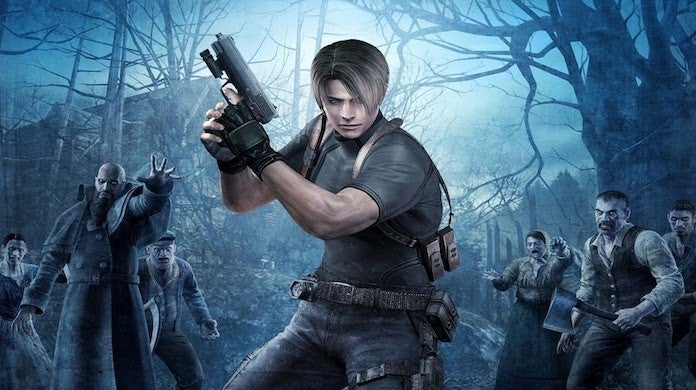 "re4 ""title ="" re4 ""height ="" 390 ""width ="" 696 ""class ="" 40 ""data-item ="" 1155673 ""/ >    <figcaption> (Photo: Capcom) </figcaption></figure> <p><em>  Resident Evil 4 </em> may be only the third best <em> Resident Evil </em> game – behind <em> Resident Evil 5 </em> and 6 – – but it does Widely regarded as the best entry in the series, even better than the popular Resident Evil 2 </em> (1<div class="