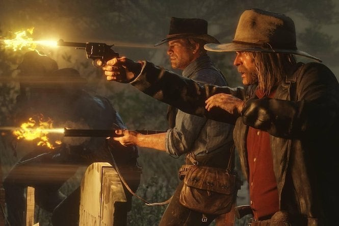 Rockstar Games Working On Several Next-Generation Projects