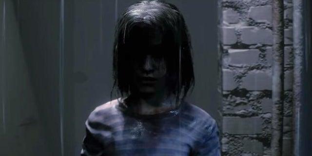 resident evil 2 girl