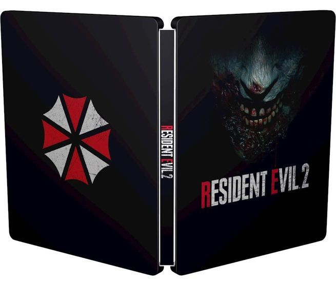 resident evil 2 remake special weapons case
