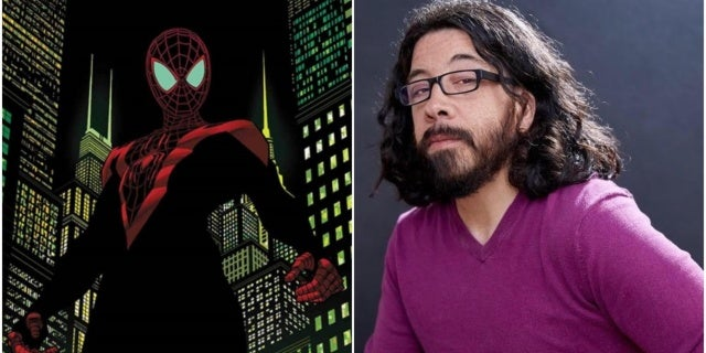 saladin ahmed spider-man