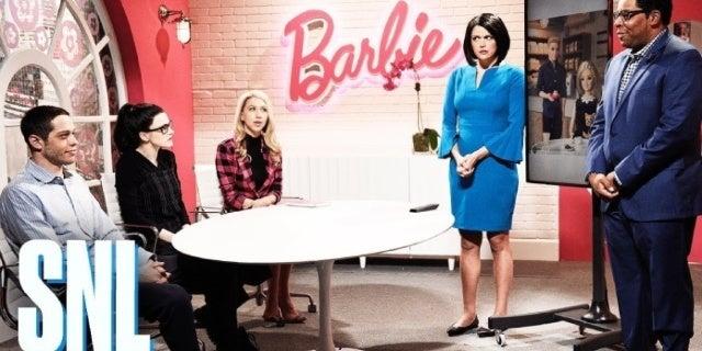 saturday night live barbie ken instagram
