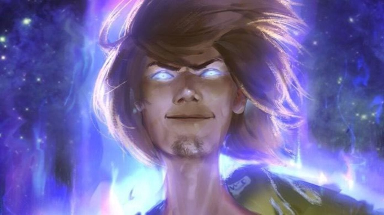 Shaggy is Now a Terrifying 'Dungeons & Dragons' Monster