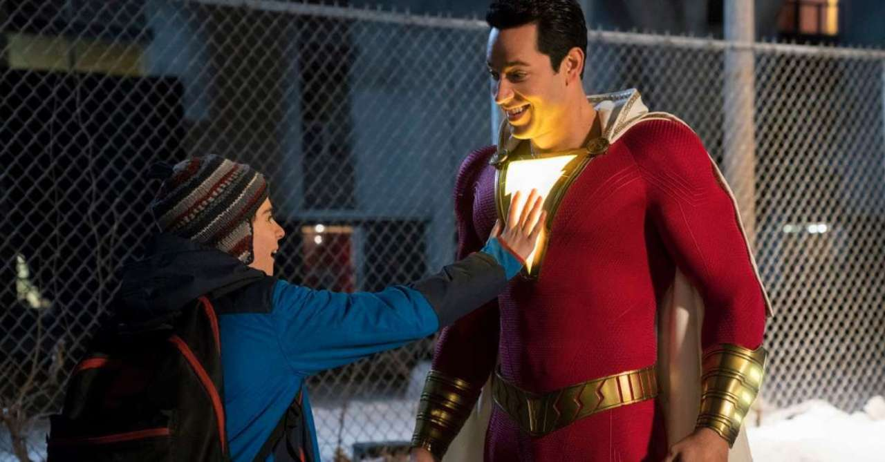 'Shazam!': Updated Box Office Tracking Increases to $50M Opening
