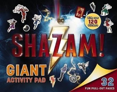 Shazam-Activity-Pad