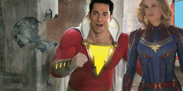 shazam-captain-marvel-movies