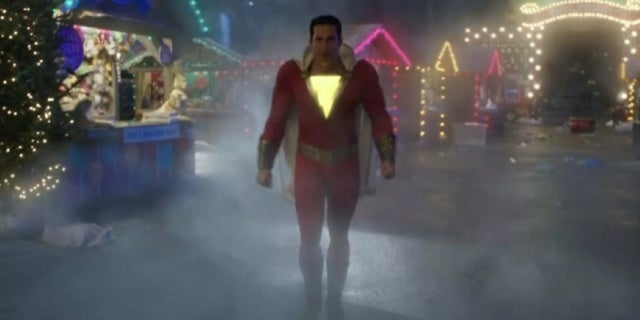 shazam christmas movie