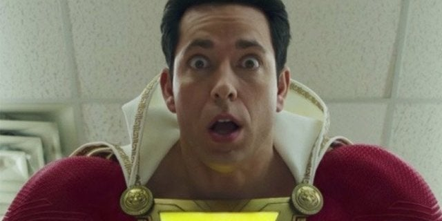 shazam costume over a million dollars