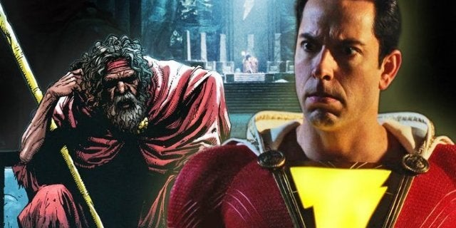 Shazam Movie Magic Explained David Sanders DCEU